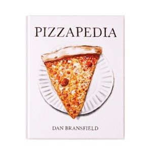 New! Pizzapedia- Illustrated Pizza Lover Book